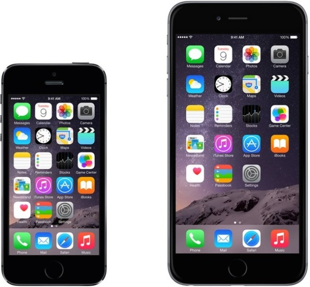iPhones running iOS 8.4.1 downgraded from iOS 9