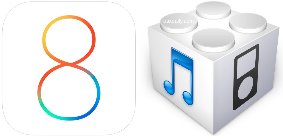 iOS 8 IPSW Downloads