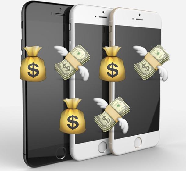iPhone 6 payments platform