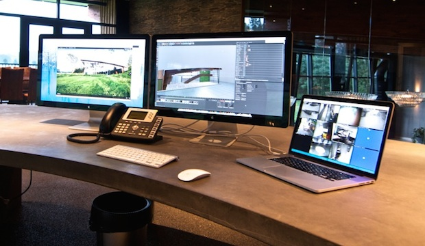 Landscape Architects Amazing Custom Mac Setup