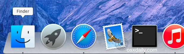 3D Dock in OS X Yosemite