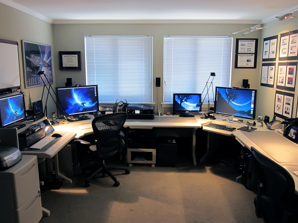 Stewart Altschuler Home Office 07