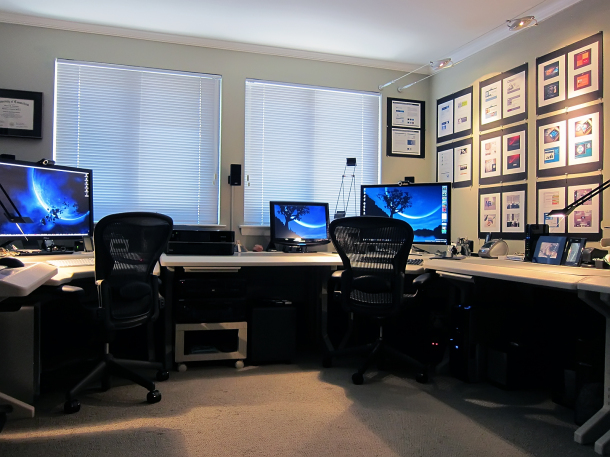 Stewart Altschuler Home Office 08