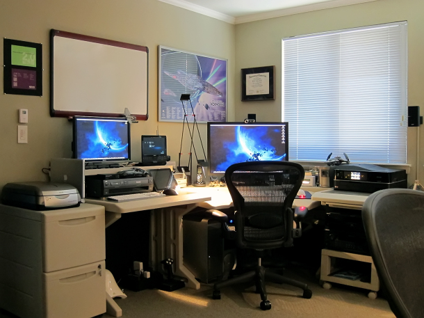 Stewart Altschuler Home Office 09