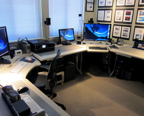 Stewart Altschuler Home Office 10
