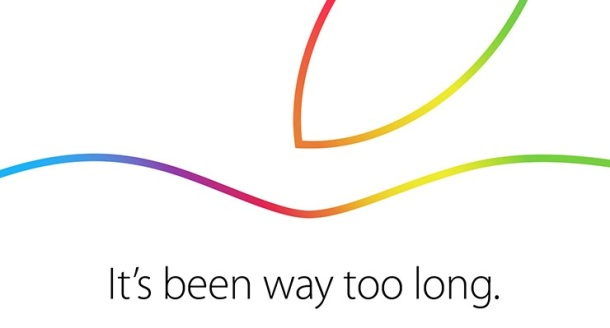 Apple Event October 2014