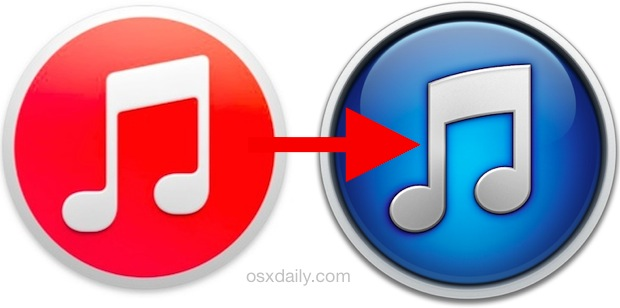 Downgrade iTunes 12 back to prior iTunes in Mac OS X