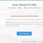 Pangu Jailbreak for iOS 8.1 in Windows
