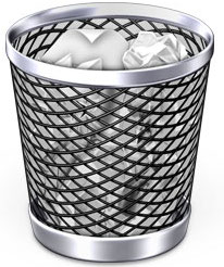 The Trash can of OS X