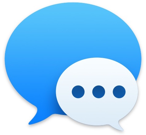 Mac Messages icon