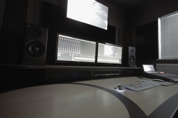 Mac Pro media producer workstation