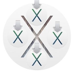 Downloading OS X Mavericks from OS X Yosemite
