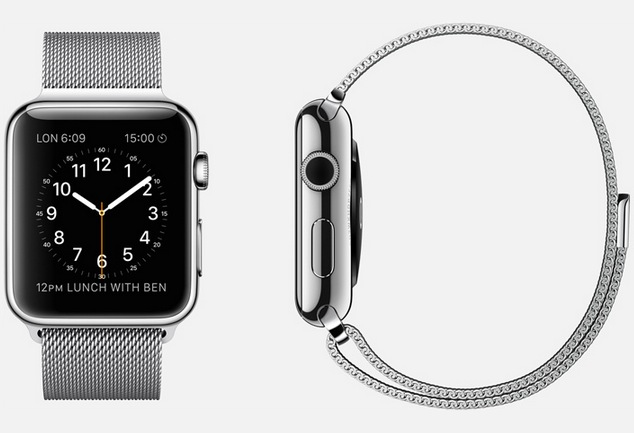 Apple Watch: Set Release for Early April