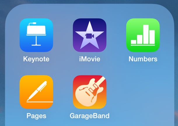 iWork suite takes up notable storage on iPhone