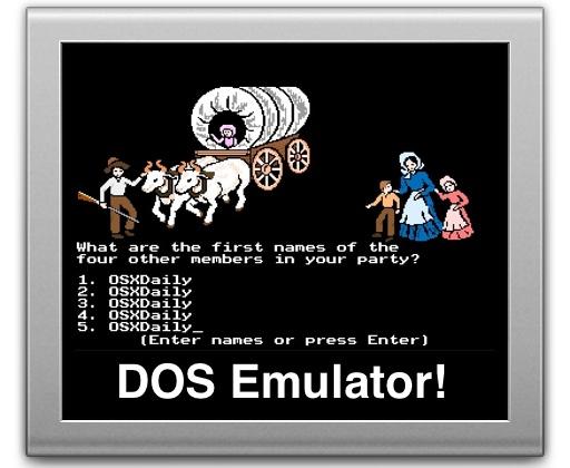 msdos-game-emulator