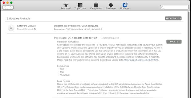 OS X 10.10.2 beta