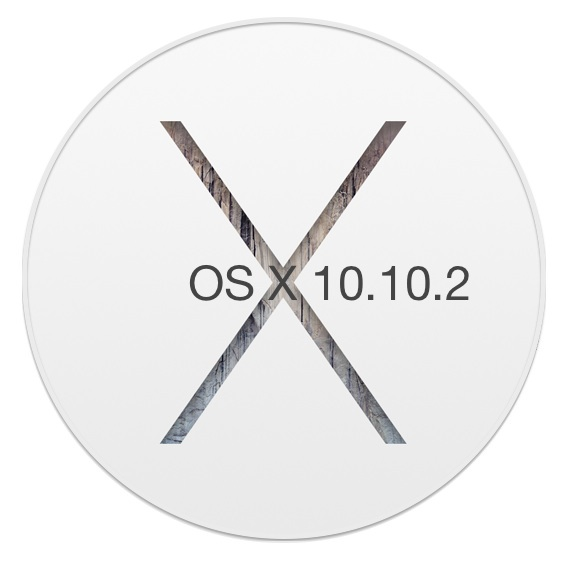OS X 10.10.2 Update for Yosemite