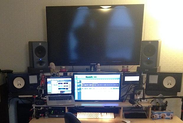 Pro Audio Designer Mac Setup