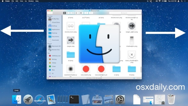 Speed up Window Resize Animations in OS X