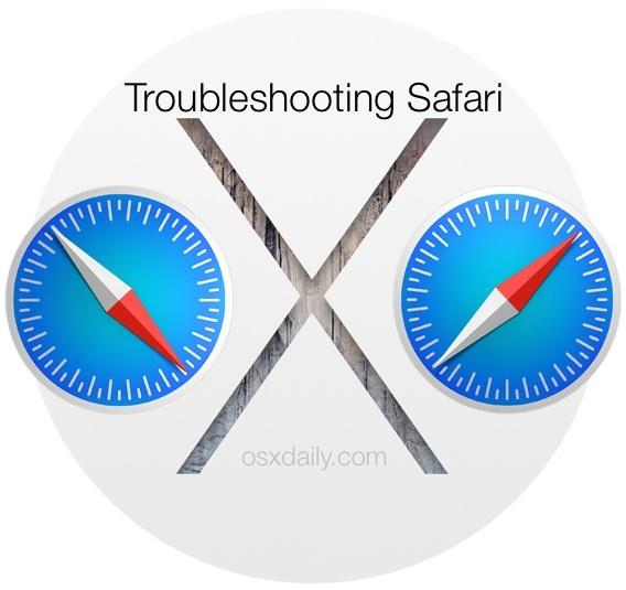 Fix Safari crashes and freezing in Mac OS X