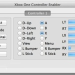 Xbox One Controller Enabler in Mac OS X