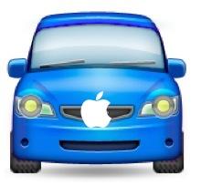 Apple Electric Car emoji