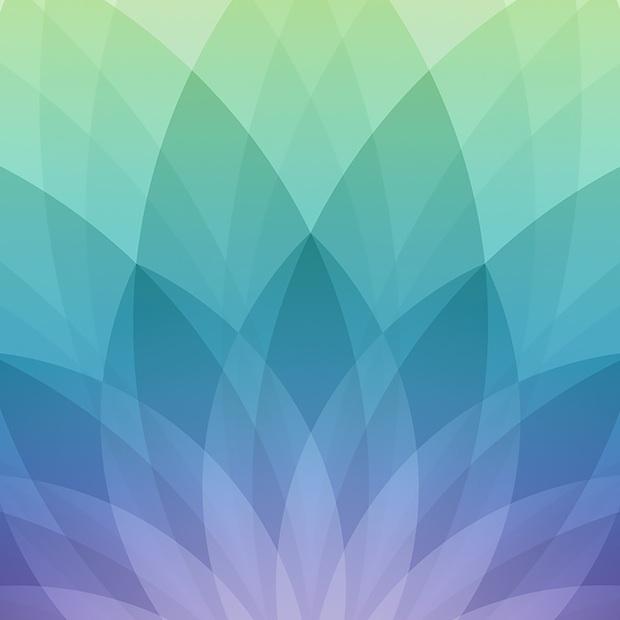 Apple Event inspired wallpaper