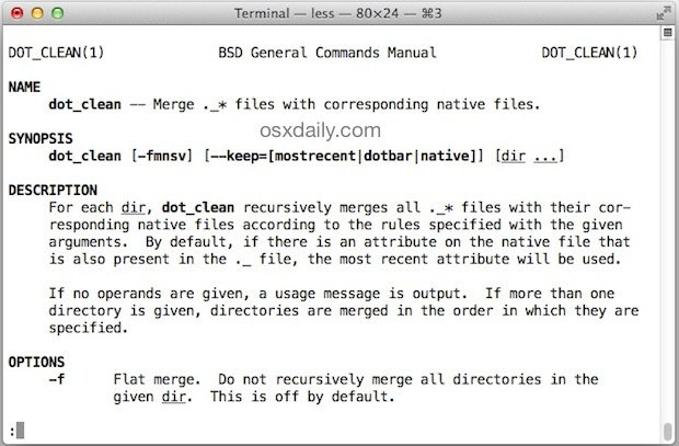 Fix error code 36 in Finder of OS X