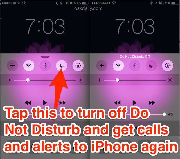 Fix iPhone not getting calls or alerts suddenly