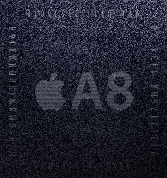 Apple A8 CPU