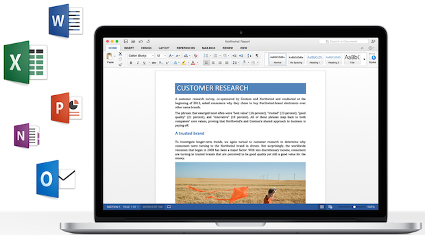 microsoft office 2016 free download mac