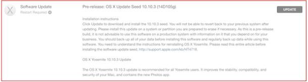 OS X 10.10.3 beta 4