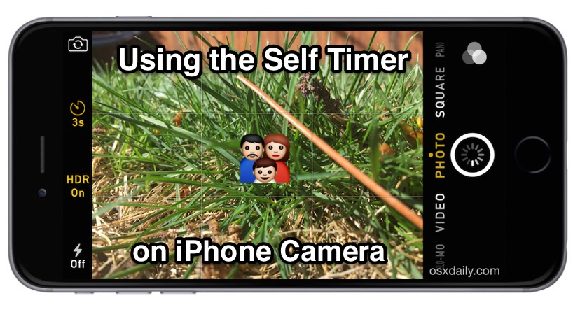 iphone camera timer use the self timer on iphone amp for better 11696