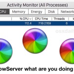 WindowServer, why do you eat so much CPU? I bought you a new Mac, what else do you want? Please WindowServer, be nice.