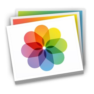 The Photos Library package file in Mac OS contains master image files of photos imported into the application