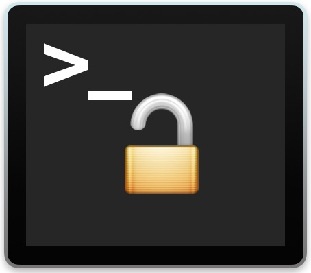 Disable Gatekeeper from the command line of Mac OS X