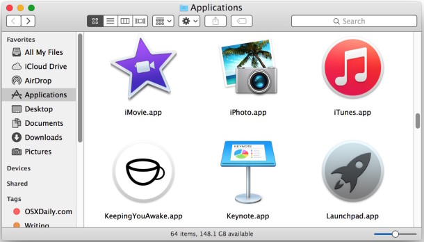Run iPhoto in new versions of OS X