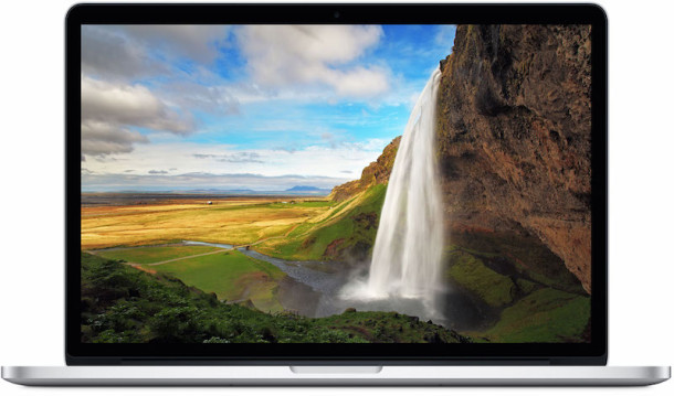 "MacBook Pro 15"" with Retina Display"