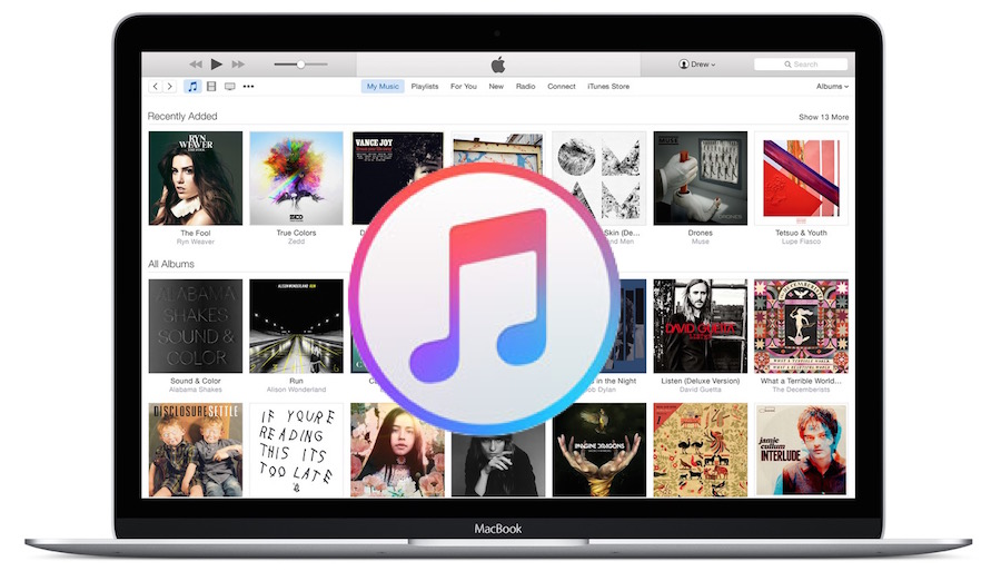 Apple Music in iTunes 12.2