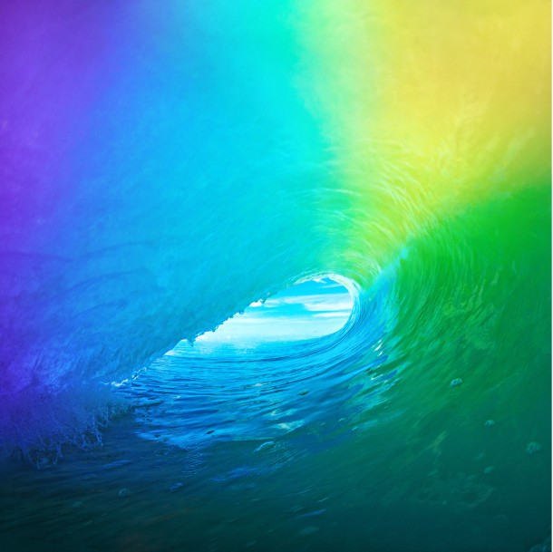 iOS 9 Wallpaper