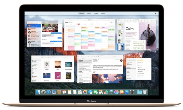 OS X El Capitan System Requirements