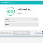 TaiG jailbreak for iOS 8.4