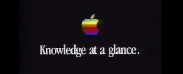 Knowledge at a Glance, Apple 1987
