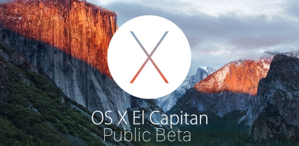 el capitan public beta