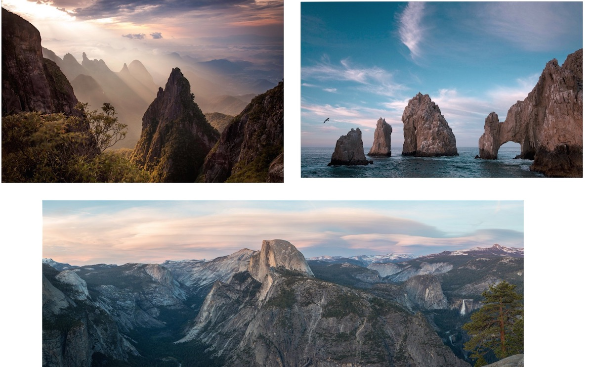 3 Stunningly Scenic Landscape Wallpapers