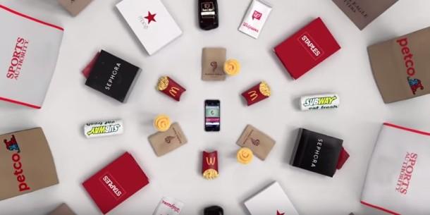 Apple Pay iPhone advertisement
