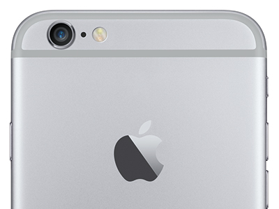 iPhone Plus rear camera
