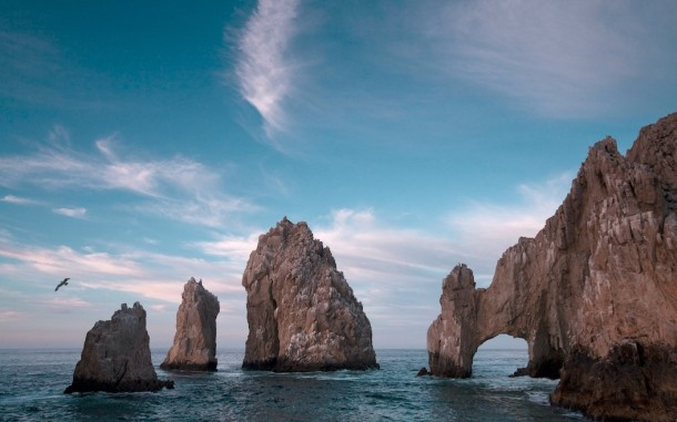 Apple Los Arcos wallpaper