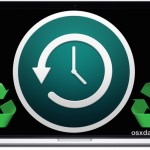How to restore an entire Mac from Time Machine backup