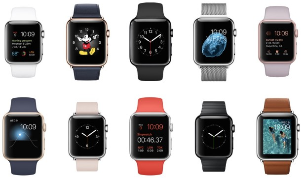 Identifying Apple Watch models